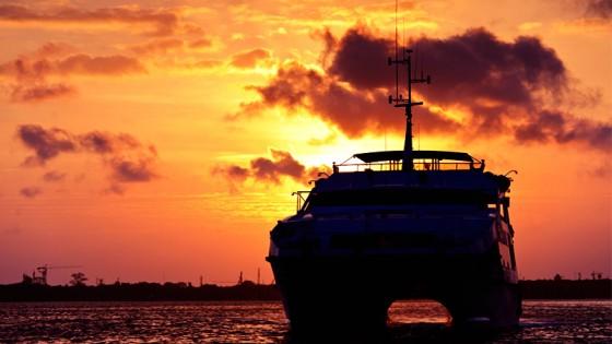 Bali Hai Sunset Dinner Cruise