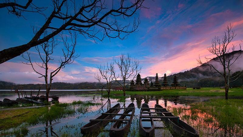 Danau Tamblingan Dan Danau Buyan