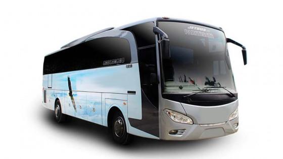Sewa Bus Pariwisata Bali 45 Seat