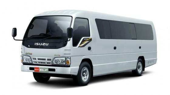 Sewa Mobil Bali ISUZU ELF Long (Dustro)